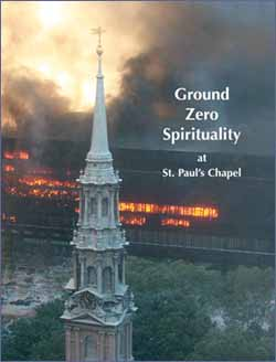St_ Paul's Chapel At Ground Zero http://www.deaconsil.com/catalog/product2149.html