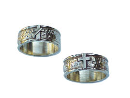 JEWELRY: RINGS (for Priest/Minister, Deacon or Deacon's Wife)